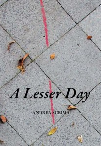 A Lesser Day front cover