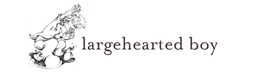 largehearted boy logo