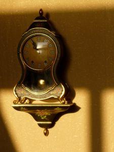 clock london