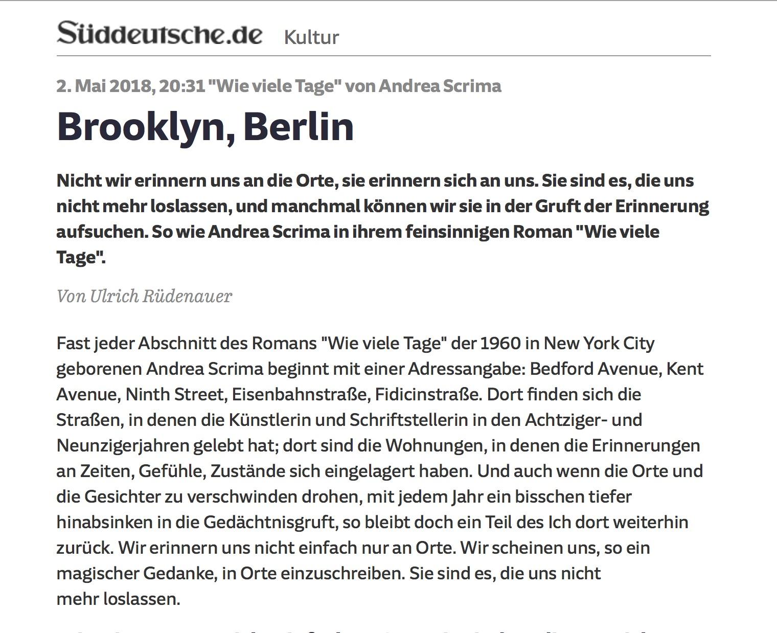 Süddeutsche clip
